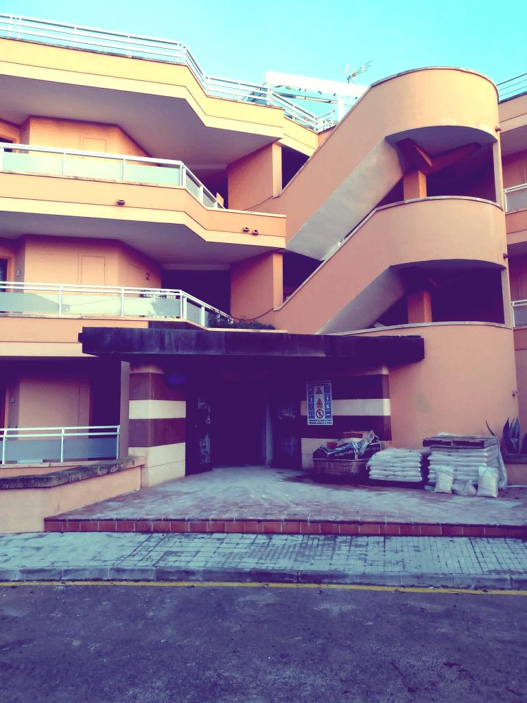 Reforma hotel Mandisur, en Cala Mandia (Mallorca)