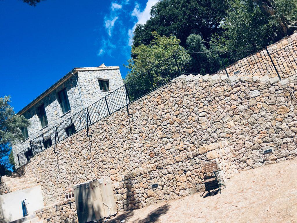 Aljubs, marges i interiors de Son Bonavista (Bunyola)